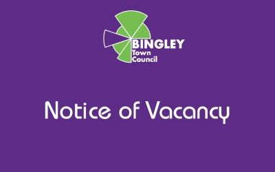 Co-option of a councillor in the Bingley Central and Myrtle Park ward