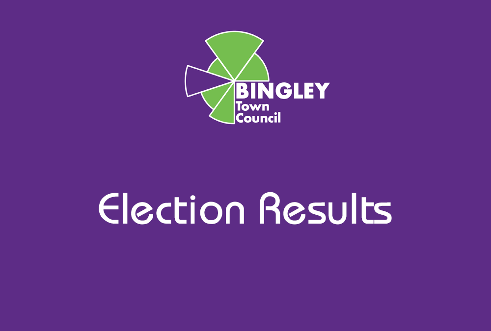 Bingley Town Council Election Results