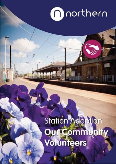 Bingley and Crossflatts stations –  adopted!