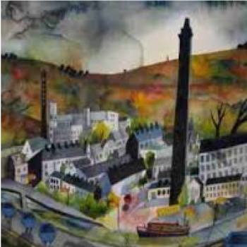 Bingley by Jane Fielder