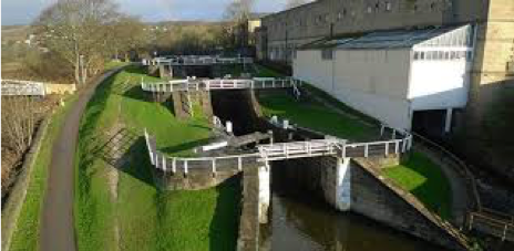 Bingley Three Rise Locks