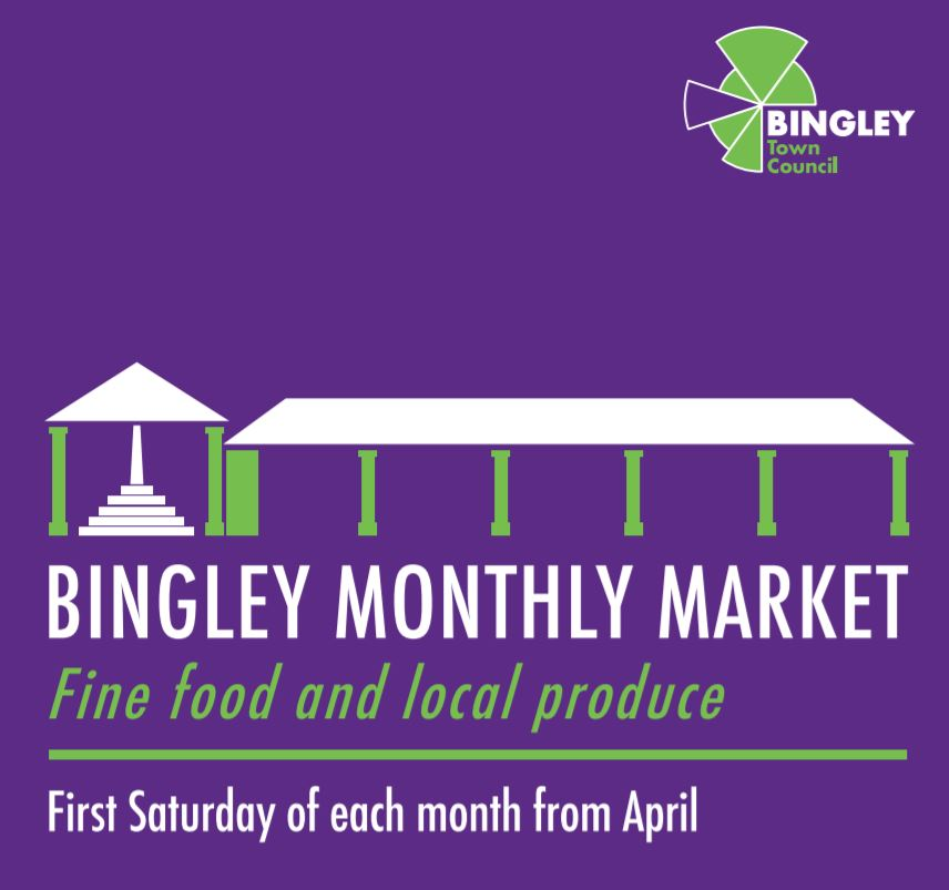 Poster for Bingley Market