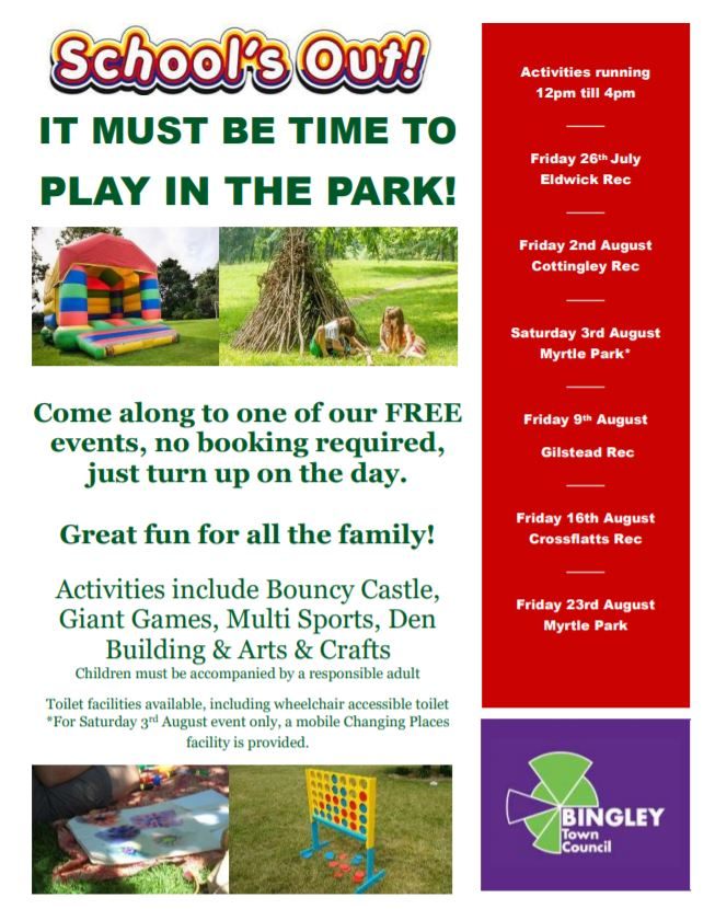 Play in the Park poster