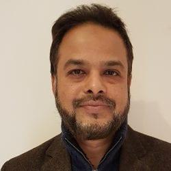 A photo of Councillor Ashraf Miah