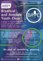 Bradford and Airedale Youth Choir