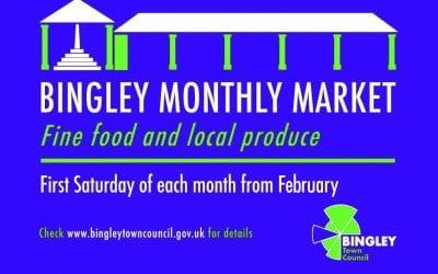 Update on Bingley monthly markets