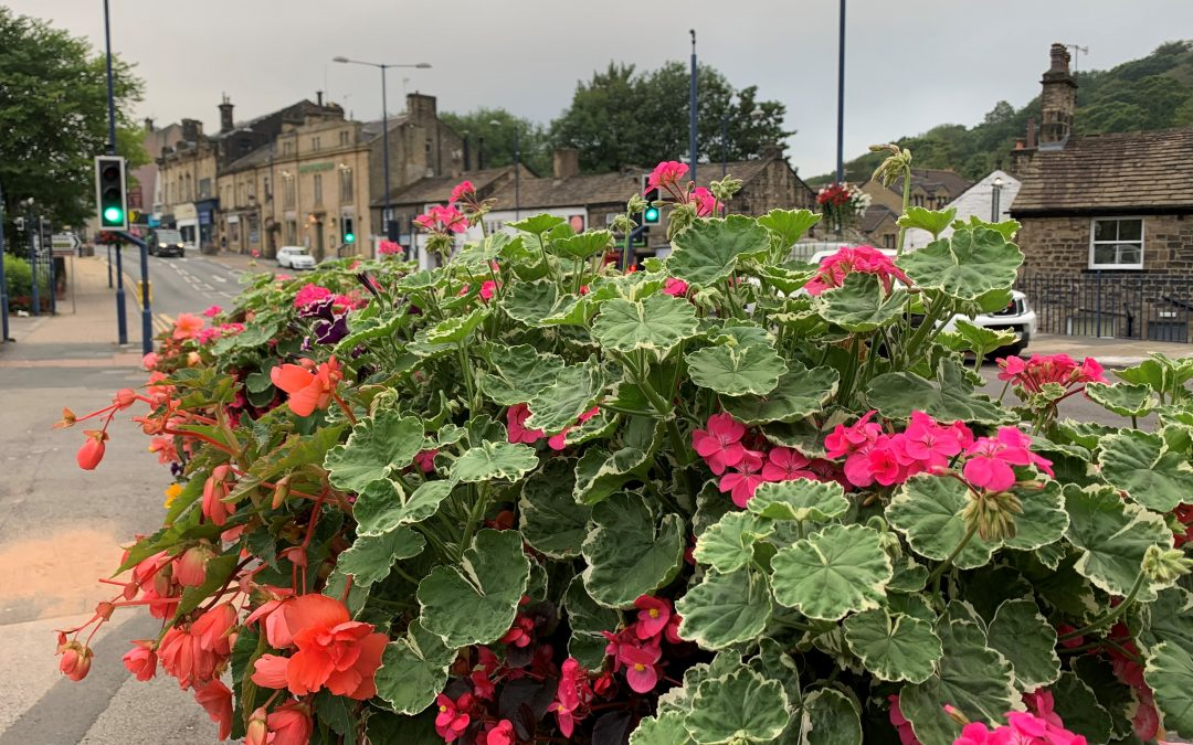 Investing in Bingley: smartening the town