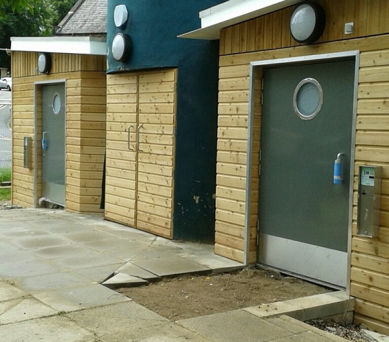 Invitation to apply for the cleaning contract for the Bingley Town Council office and public toilets at Myrtle Walk, Bingley