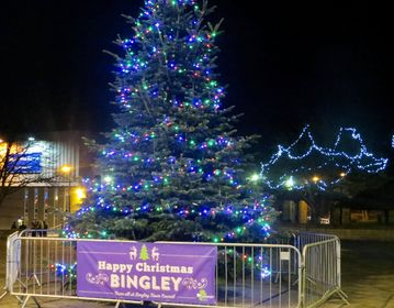 Bingley Town Council mailing no. 48 (December 2020)