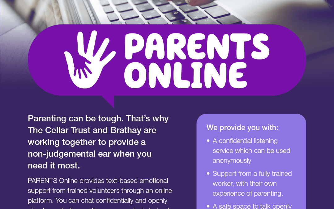 Organisations providing help when you need it – Parents online