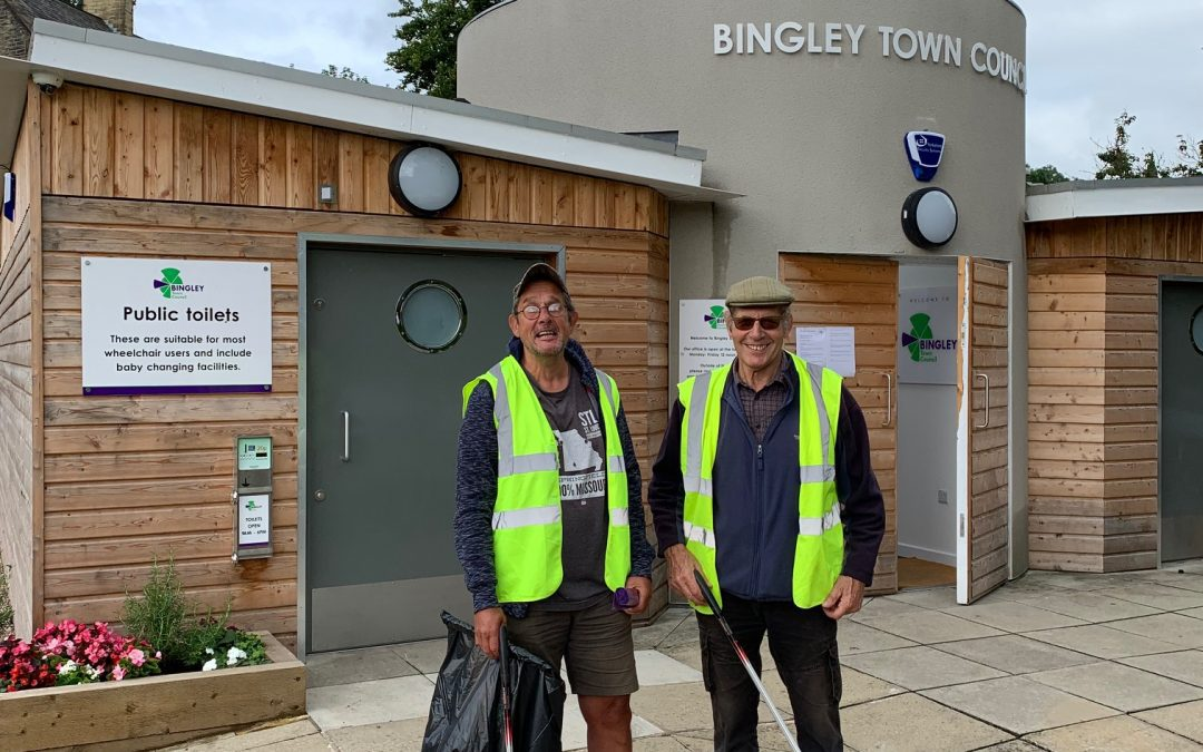 Bingley Town Council mailing no. 56 (July – August 2021)